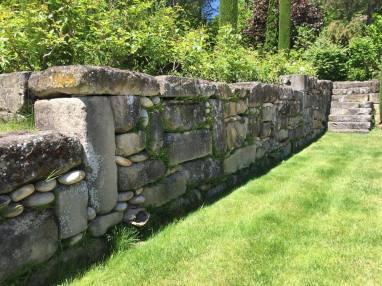 Création de murs décoratifs